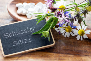Therapie mit Schüßler-Salzen